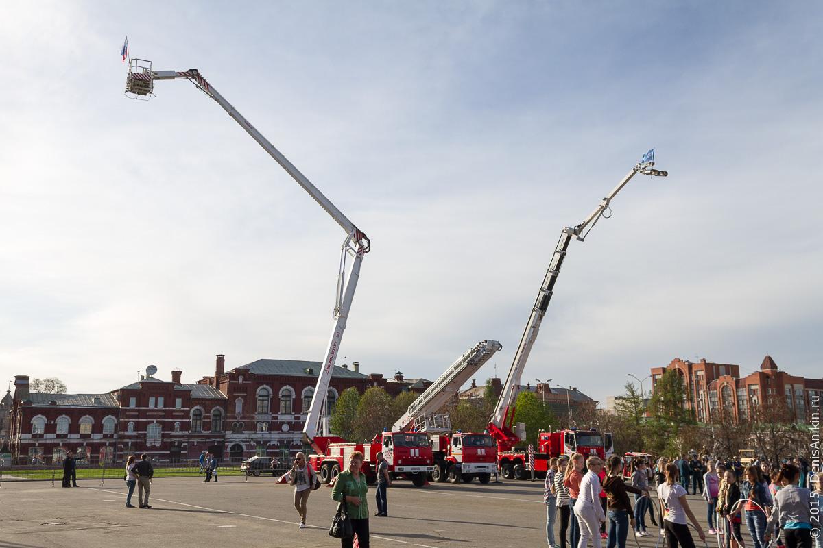 День пожарной охраны России 27