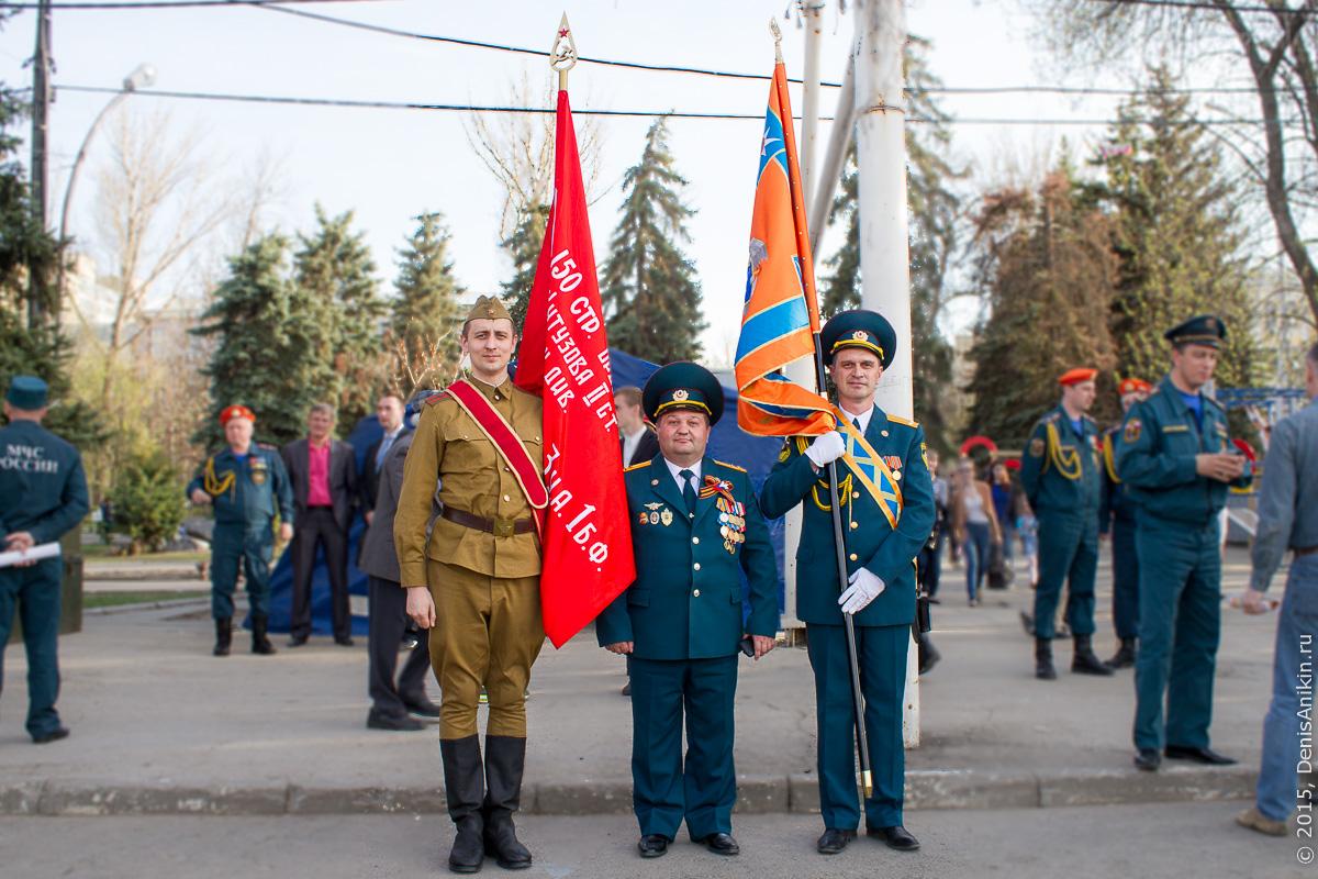День пожарной охраны России 28