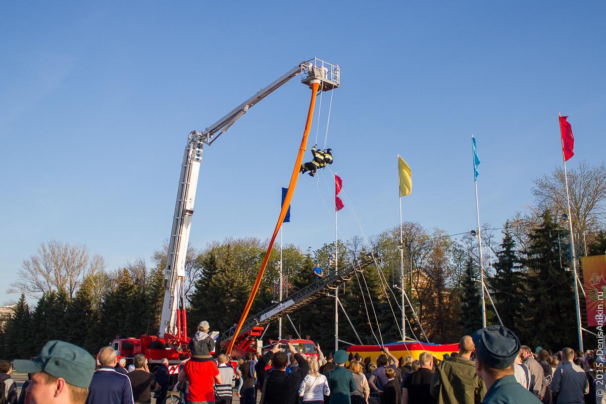 День пожарной охраны России 34