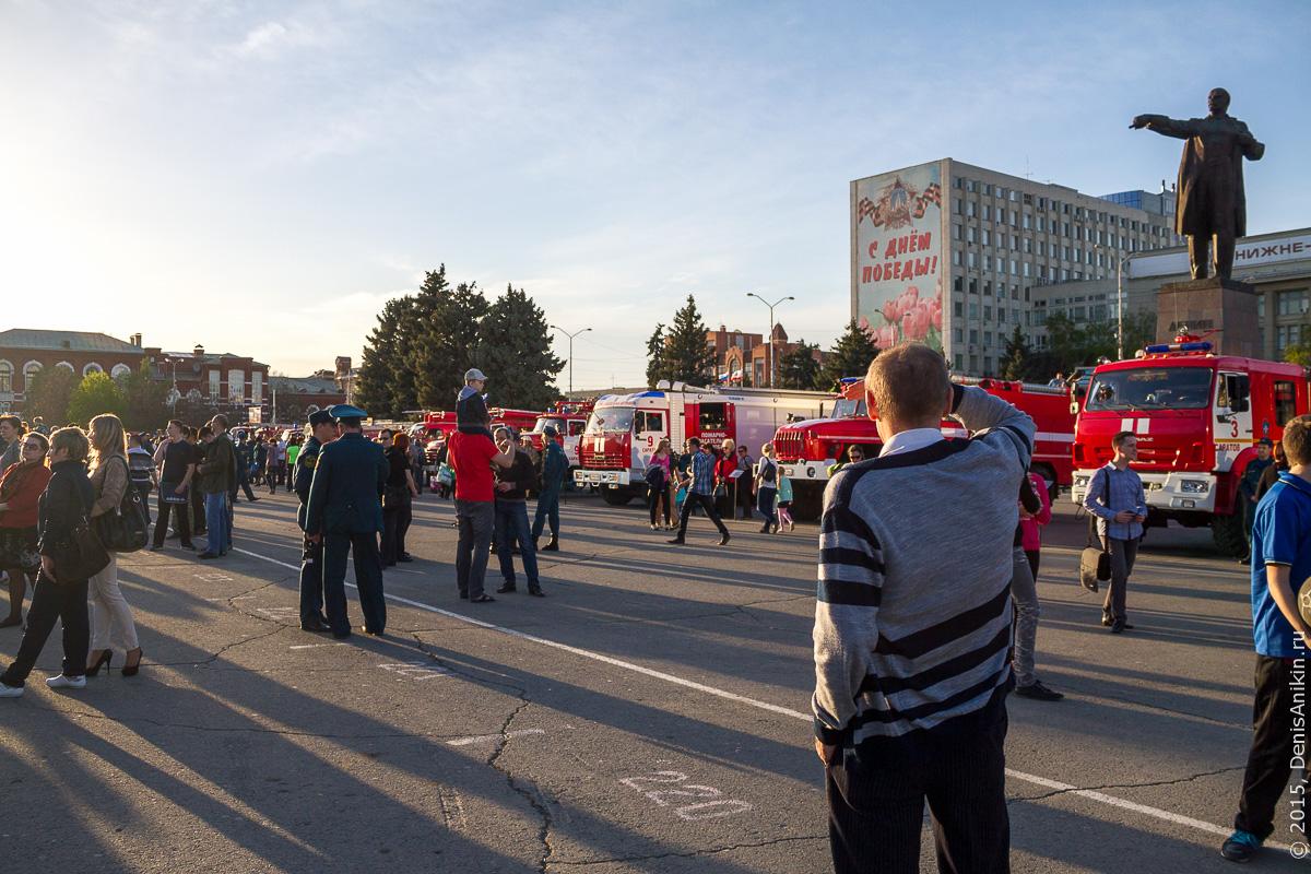 День пожарной охраны России 37