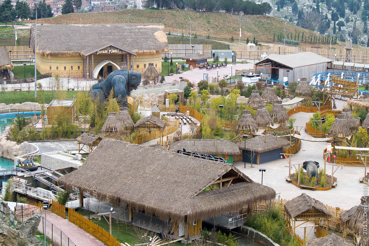Парк развлечений Vialand 14